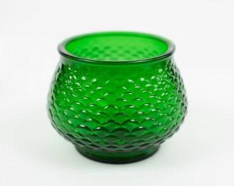 vintage mermaid vase // mermaid planter // candle holder // change jar