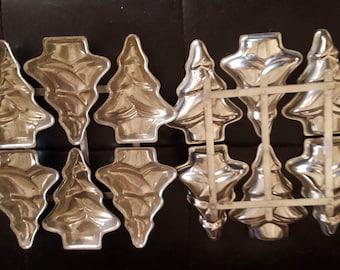Christmas Tree Baking Pans