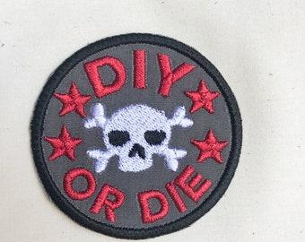 DIY or Die Patch