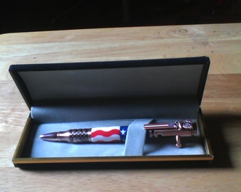 Salute the troops pen