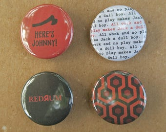 The Shining Inspired Pins