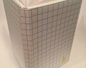 Vintage Graph Paper Blank Book