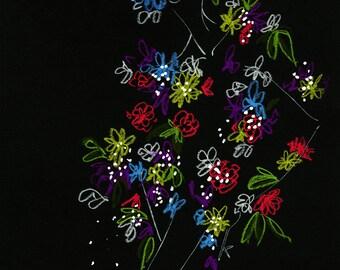 Print - Moschino Flowers