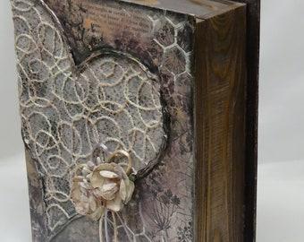 LoveBook Box | Handmade