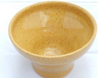 Yellow Bowl - Medium