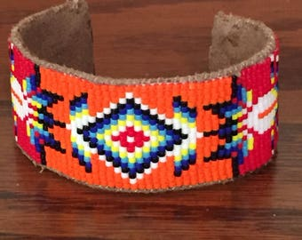 Native American Fall Bracelet