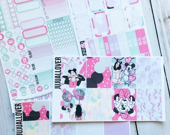 OH JOY Planner Stickers l Vertical Stickers l Mini Kit l Mini Kit Weekly Kit l Mini Kit Stickers l Spring Stickers l Park Stickers