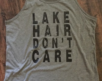 Lake Hair Don't Care!!!