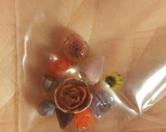 3d flowers Coe 104 #7