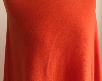 Luxurious Cashmere Poncho, birthday gift,handmade gift , holiday gift, giftforher, freeshipping