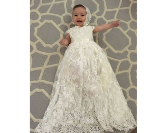 6cd92917476 Thulle baptism gown
