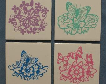 Spring Decorative Tile/Coasters