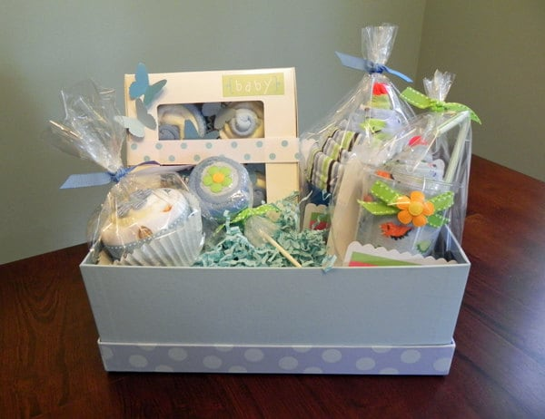 ... Baby Shower Gift Or Centerpiece Cute Girl Boy Neutral. 1