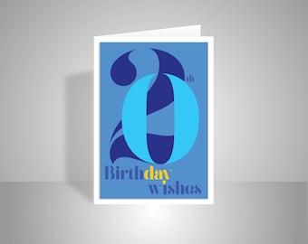 30th Birthday Wishes For Nephew ~ 21st birthday wishes card for boy or man 21 happy birthday