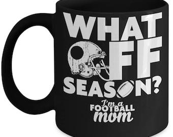 Football Mom mug