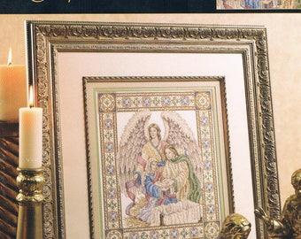 Nativity Sampler - Cross Stitch Pattern by Teresa Wentzler