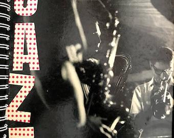 for the 1950s Jazz Workshop FAN!  Album Cover Notebook /rare vinyl  drum sax bass