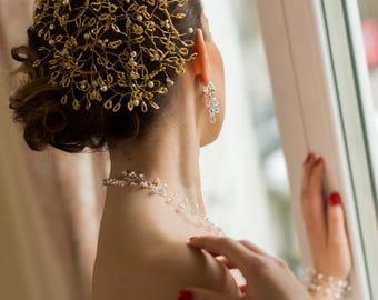 Hair bridal Diana
