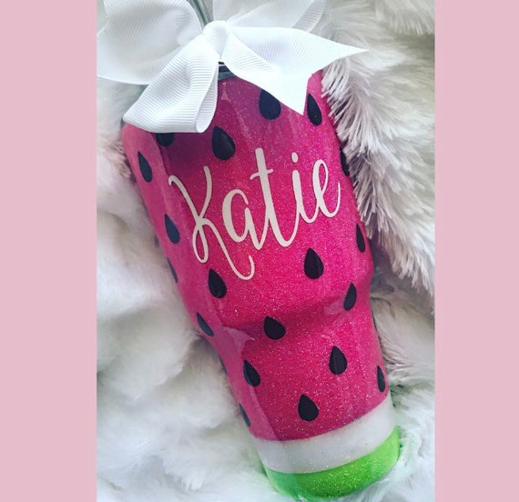 Custom Listing - Watermelon and Penn State Cup