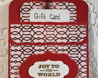 Gift Card Holder, Beautiful