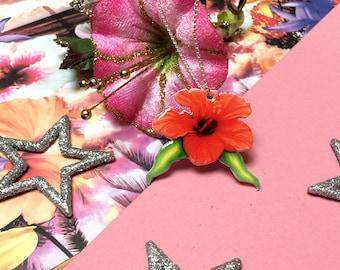 Hibiscus - Necklace - Hawaii