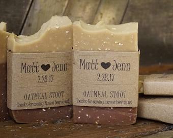 Soap Favors | Wedding Soap Favors, Rustic Wedding Favor, Rustic Wedding Favors, Beer Soap Favors, Custom Wedding Favors