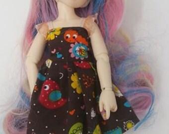 BJD Yosd Caterpillar Dress