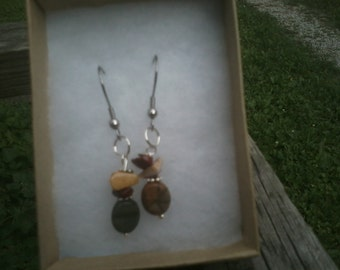 Peace and Tranquility Earrings