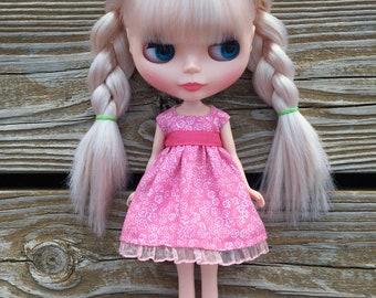Pink blythe Dress