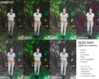 Portraits Lightroom Presets, Lightroom 4 Presets, Adobe Lightroom Presets, Summer Lightroom Presets, Outdoor Photography Lightroom Presets