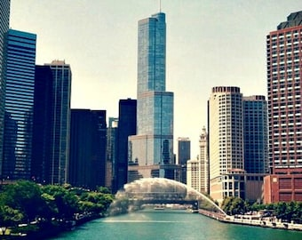Chicago Photography Instant Download