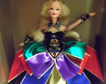 Midnight Princess Barbie-- Limited Edition-- The Winter Princess Collection