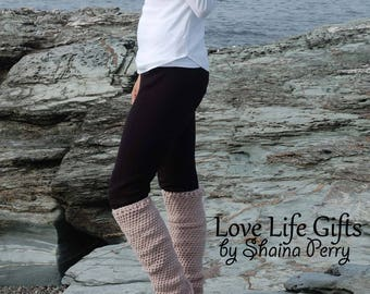 Leg Warmers, Woman's Leg Warmer, Crochet Leg Warmers, Crochet yoga socks, Pilates Accessories, Dance Leg Warmers, ballet socks, dance socks