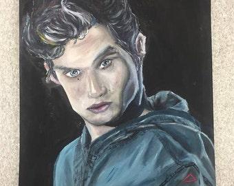 Teen Wolf Daniel Sharman Akryl