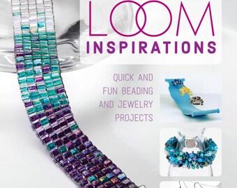 Jewel Loom Inspirations Book by Julianna C Avelar