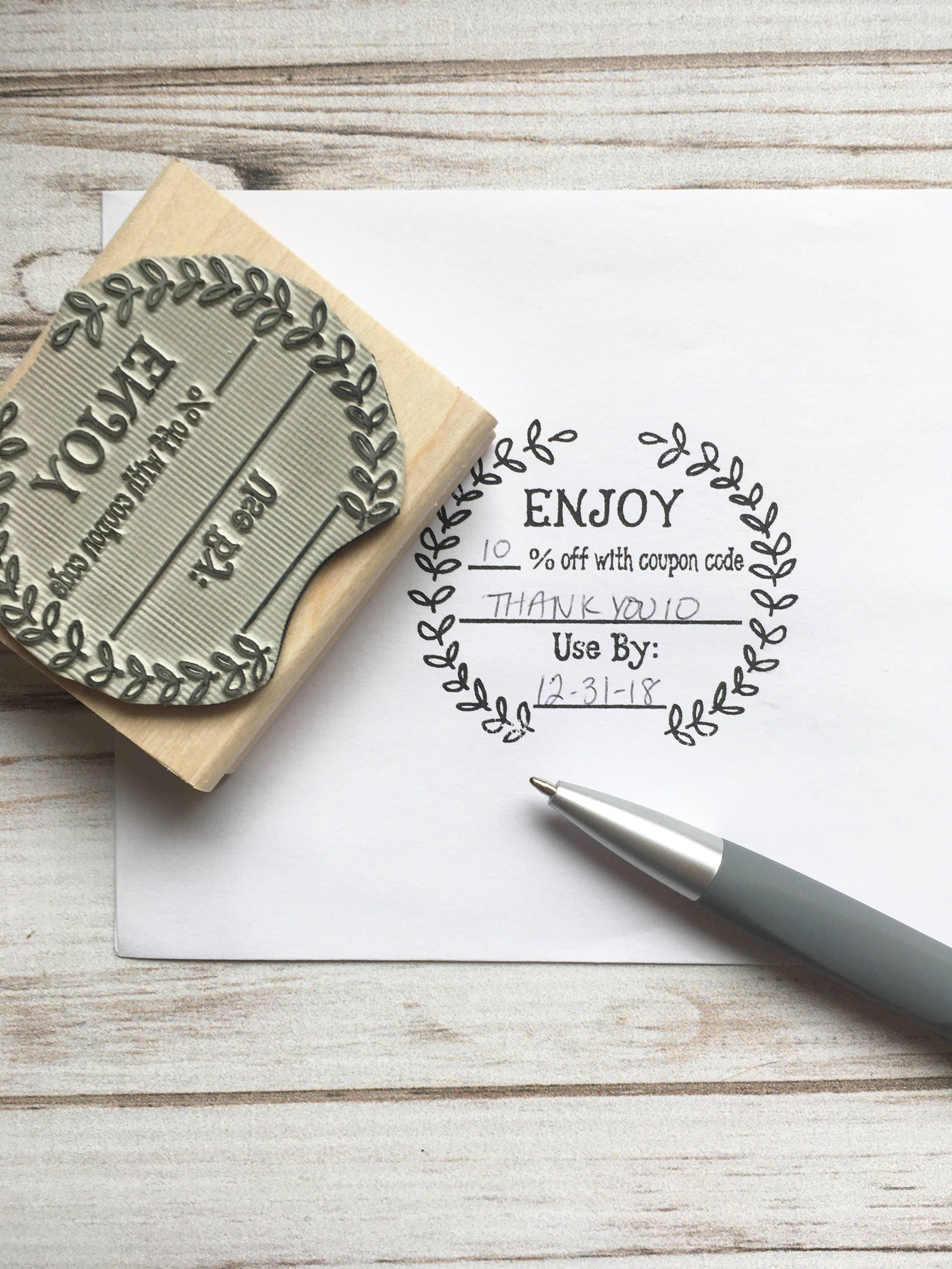 The stamp maker coupon code