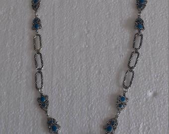 Long original handmade necklace for women
