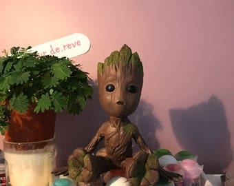 baby Groot / baby Groot planter