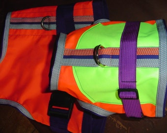 Canine Safety Harness Vest