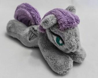 Tiny Maud Pie - Plush Toy - Stuffed Pony - Made to Order
