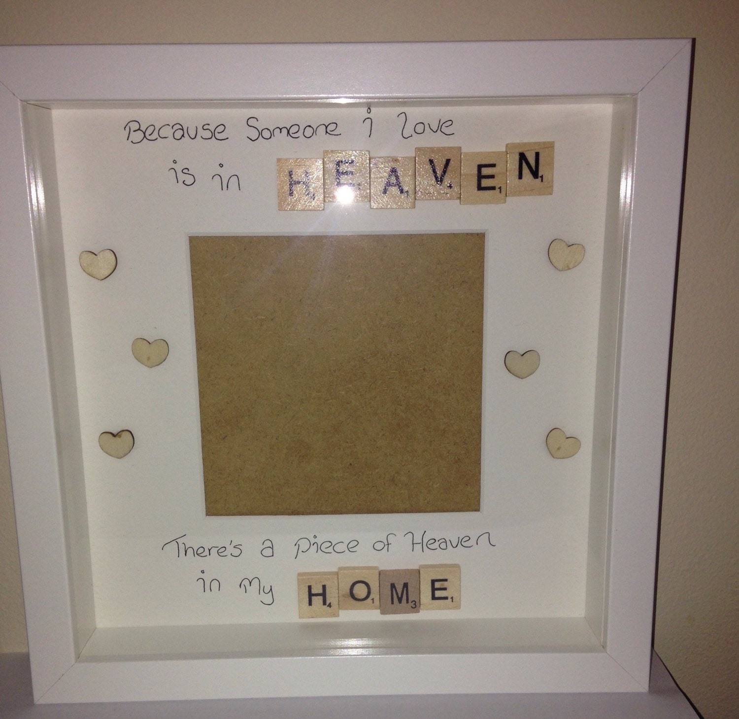 Lost loved one remembrance memory picture frame photo frame 2203 jeuxipadfo Choice Image