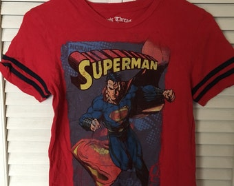 Superman Comic Tee