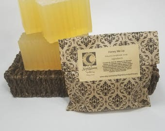 Honey Me Up Natural Handmade Soap 5 oz.