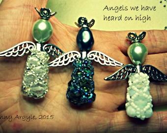 TUTORIAL Angel Ornament