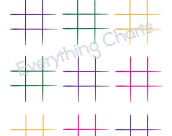 Paper GAMES PACK - PDF Files/Printables