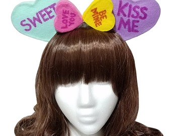 Sweetheart Candy Mouse Ears ~ Made to Order