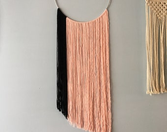 Art Deco/Boho Style Wall Hanging