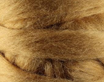 Wool Roving - 1oz - Autumn Gold