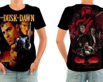 From Dusk Till Dawn T-shirt All sizes