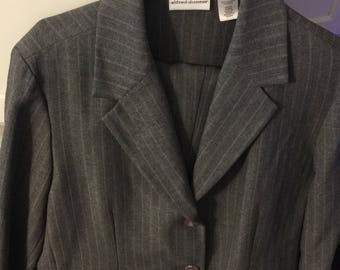 1980s Womens Vintage Pant suit Alfred Dunner